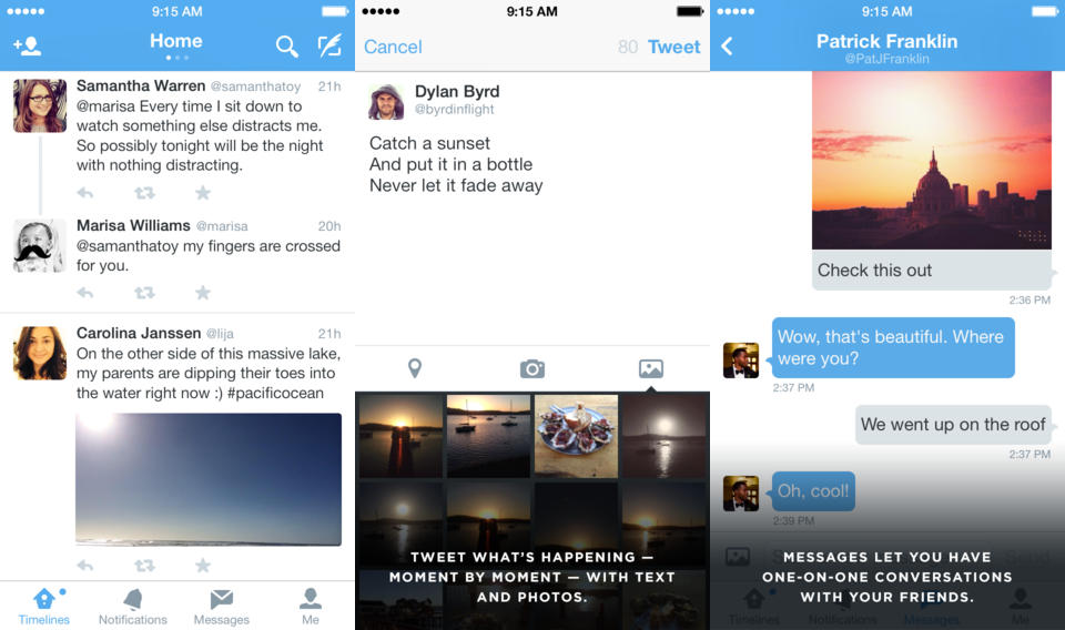 twitter 61 ios Twitter for iOS updated with new photo tools, recommended tweets, and better login verification