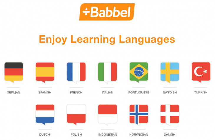 Babbel for Android now includes full range of Web courses, and brings all languages into a single app ...