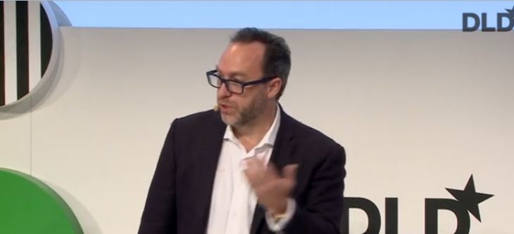 Jimmy Wales takes his Wikipedia learnings to the mobile industry as Co-Chair of The People's Operator ...