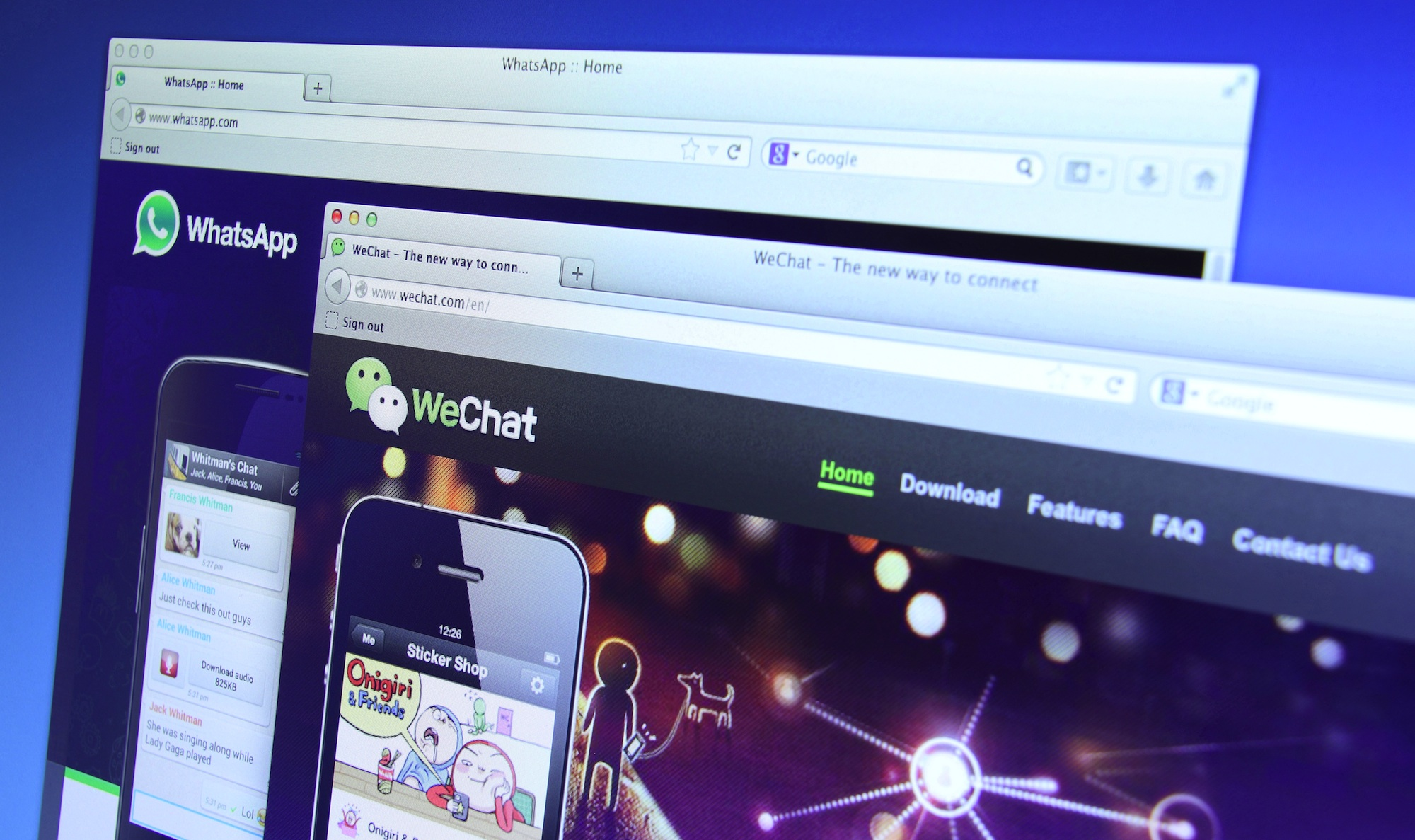 Stop Comparing WeChat to WhatsApp