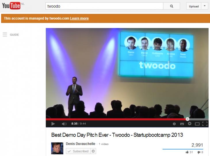 Youtube best social media platforms for business