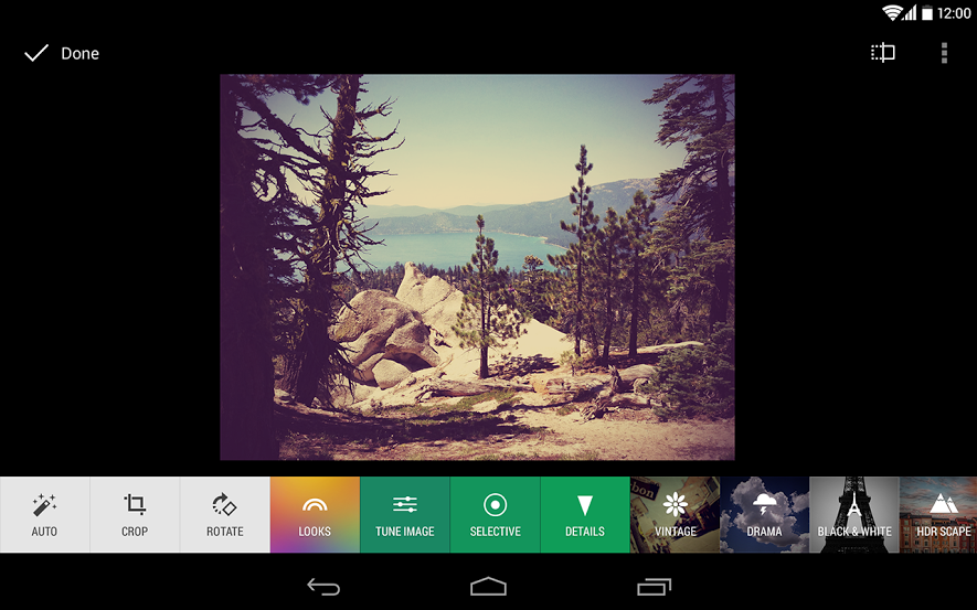 06 filters Google+ for Android gets photo editing across devices, one view for all photos, new filters and creative tools