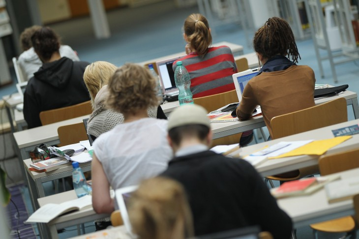 Universities Anticipate High Numbers Of Students