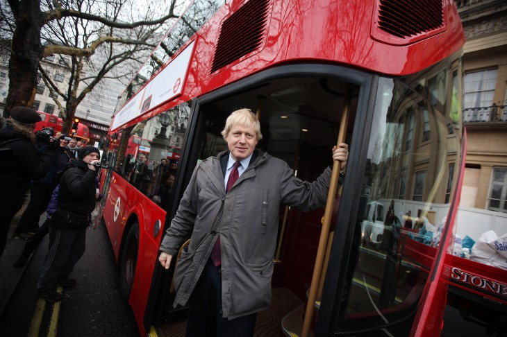 London buses will no longer accept cash payments from summer 2014