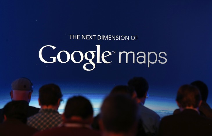 The redesigned Google Maps for desktop begins rolling out to all users