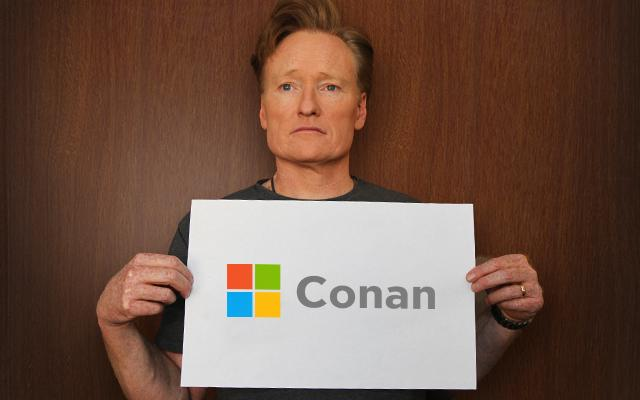 150e73f Heres Conan OBriens vision for turning Microsoft around if he were named CEO