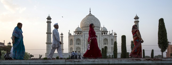 You can now explore the Taj Mahal and other Indian monuments through Google Street View