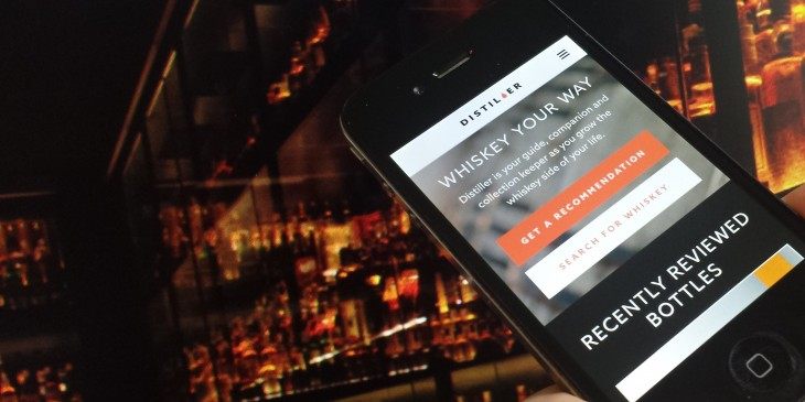 Dram good: Distiller for iOS wants to be the ultimate whisky-drinker's companion