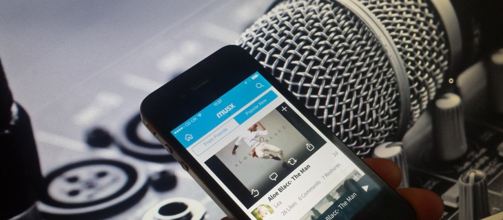 Musx for iPhone wants to make it easier to share your favorite tunes