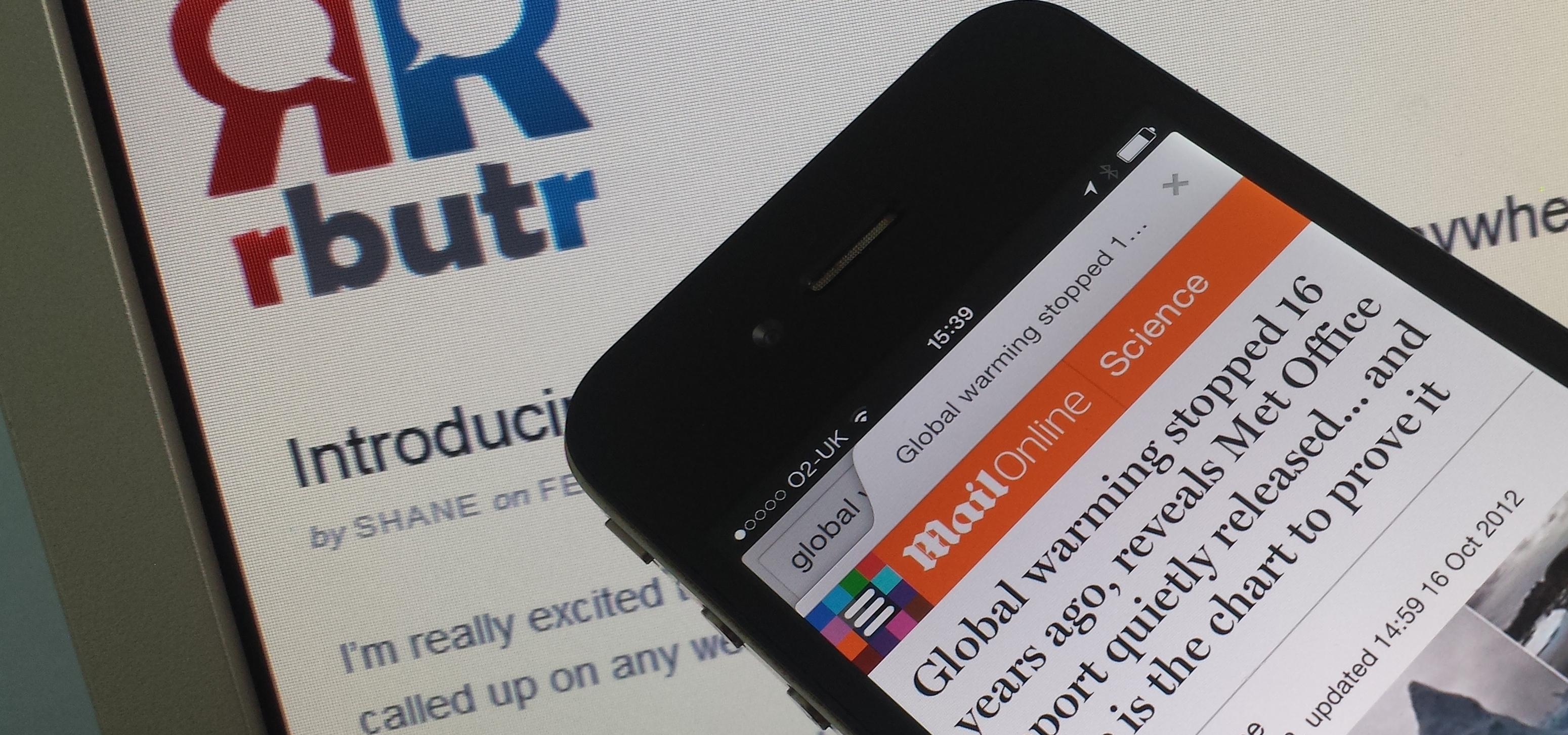 Rbutr Makes it Easier to Flag Online Misinformation