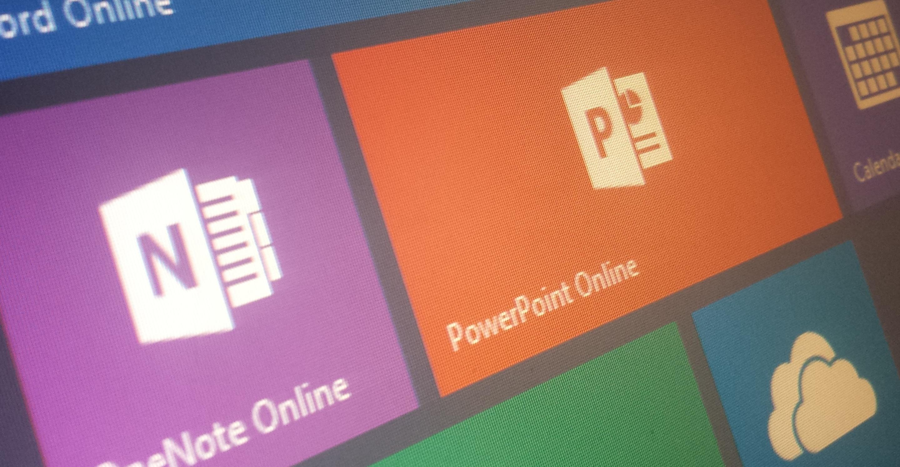 Microsoft Rebrands Office Web Apps as 'Office Online'