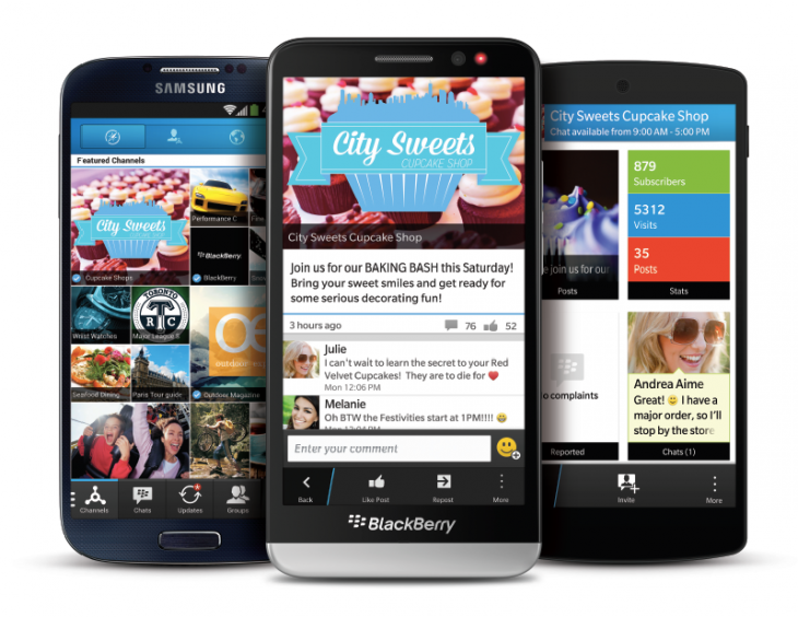 BBM2 730x564 BBM for iOS, Android updated with BBM Voice, Channels, location sharing and more