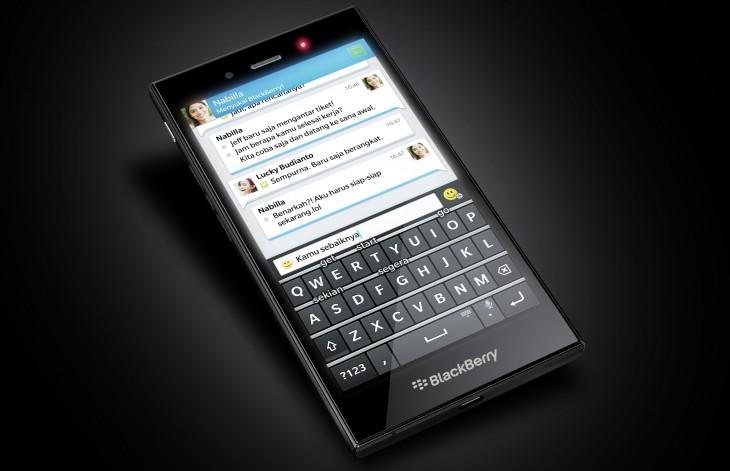 BlackBerry Z3_solo