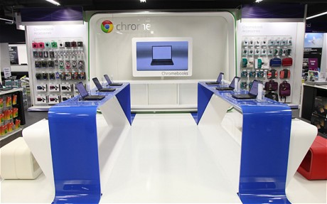 Chrome Zone Getting physical: How digital companies are embracing bricks and mortar stores