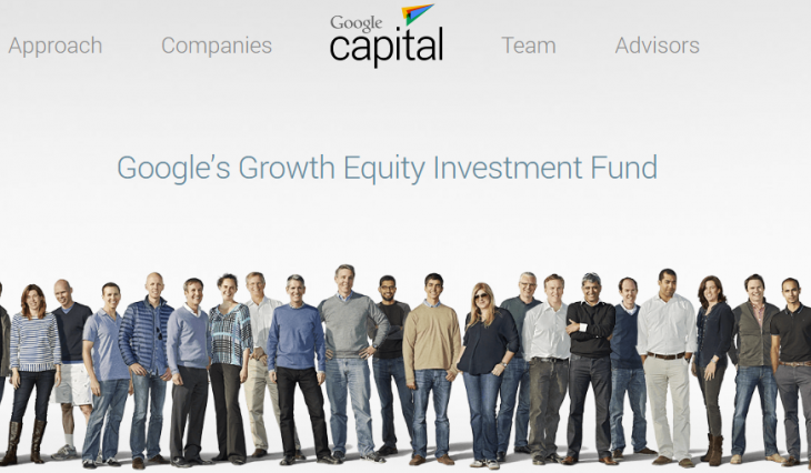 Google's growth-stage equity fund, Google Capital, officially launches today