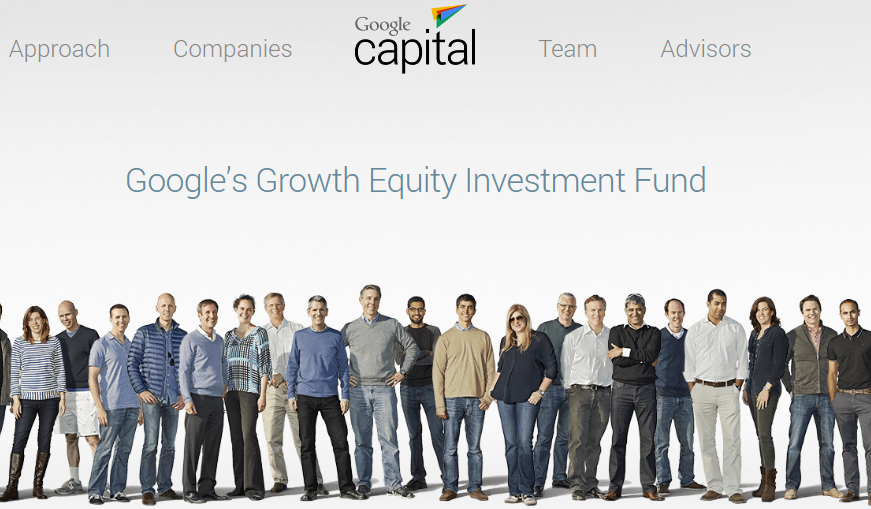 Google Capital Officially Launches Today