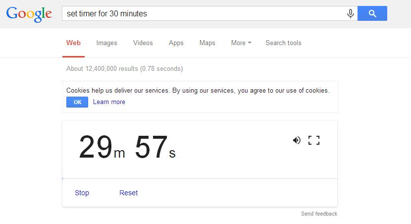 نتيجة بحث الصور عن google count down