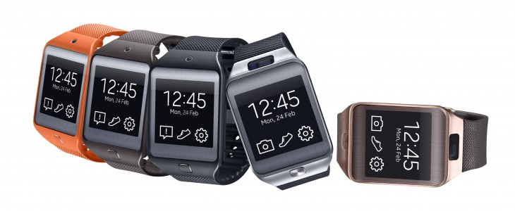 Samsung Gear 2 and Gear 2 Neo smartwatches will arrive in April, dropping Android for Tizen