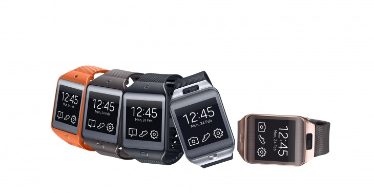 7Digital's music service is coming to Tizen OS and Samsung's new Gear 2 smartwatches