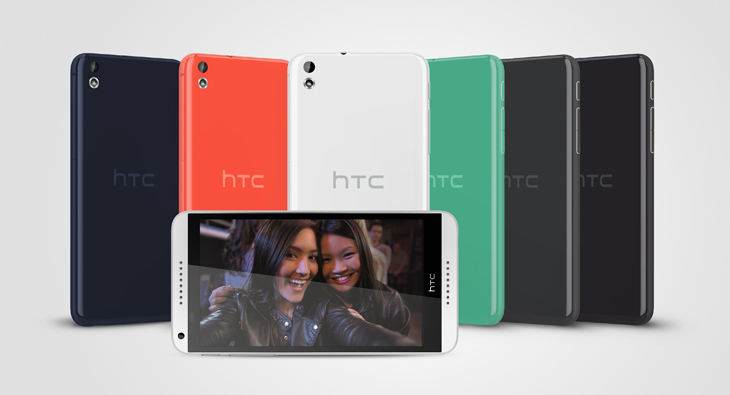 HTC unveils mid-range Desire 816 Android smartphone with 5.5″ 720p display and BoomSound speakers ...