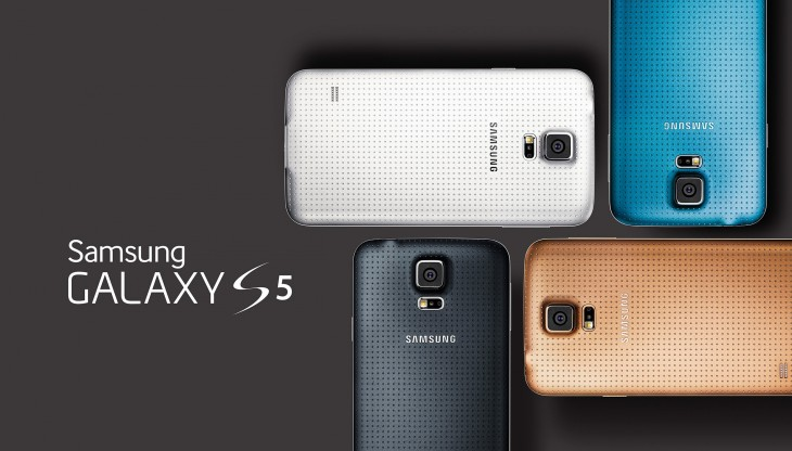 Korea's mobile carriers begin selling Samsung's Galaxy S5 two weeks early and without permission ...
