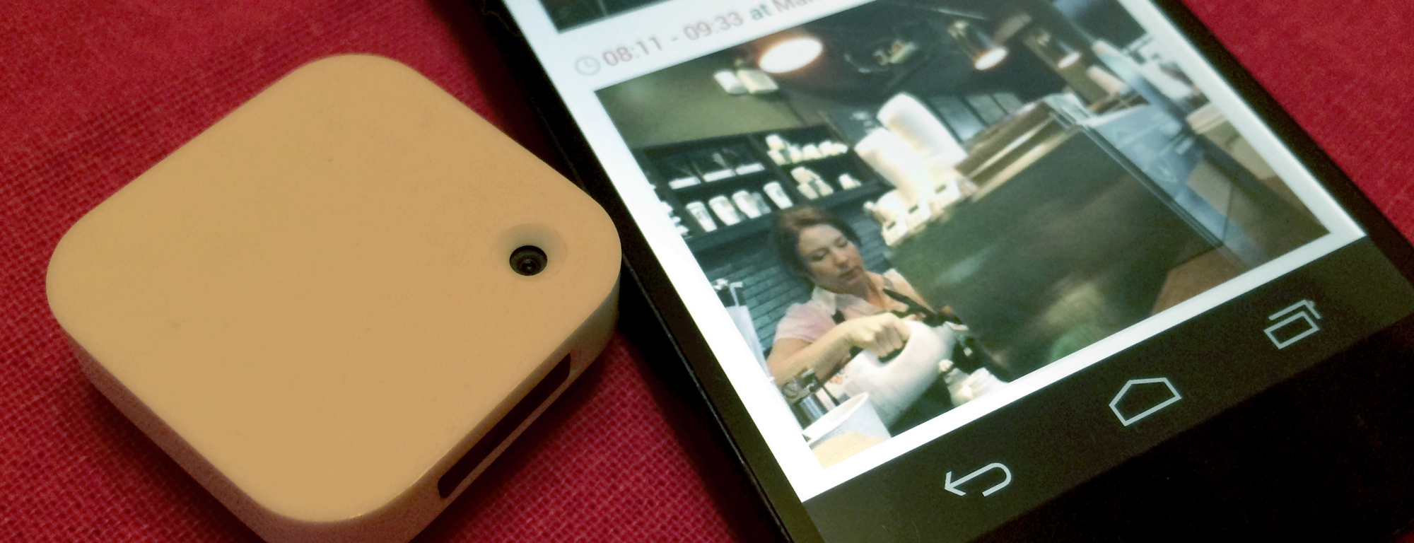 Narrative Clip Wearable Camera Review