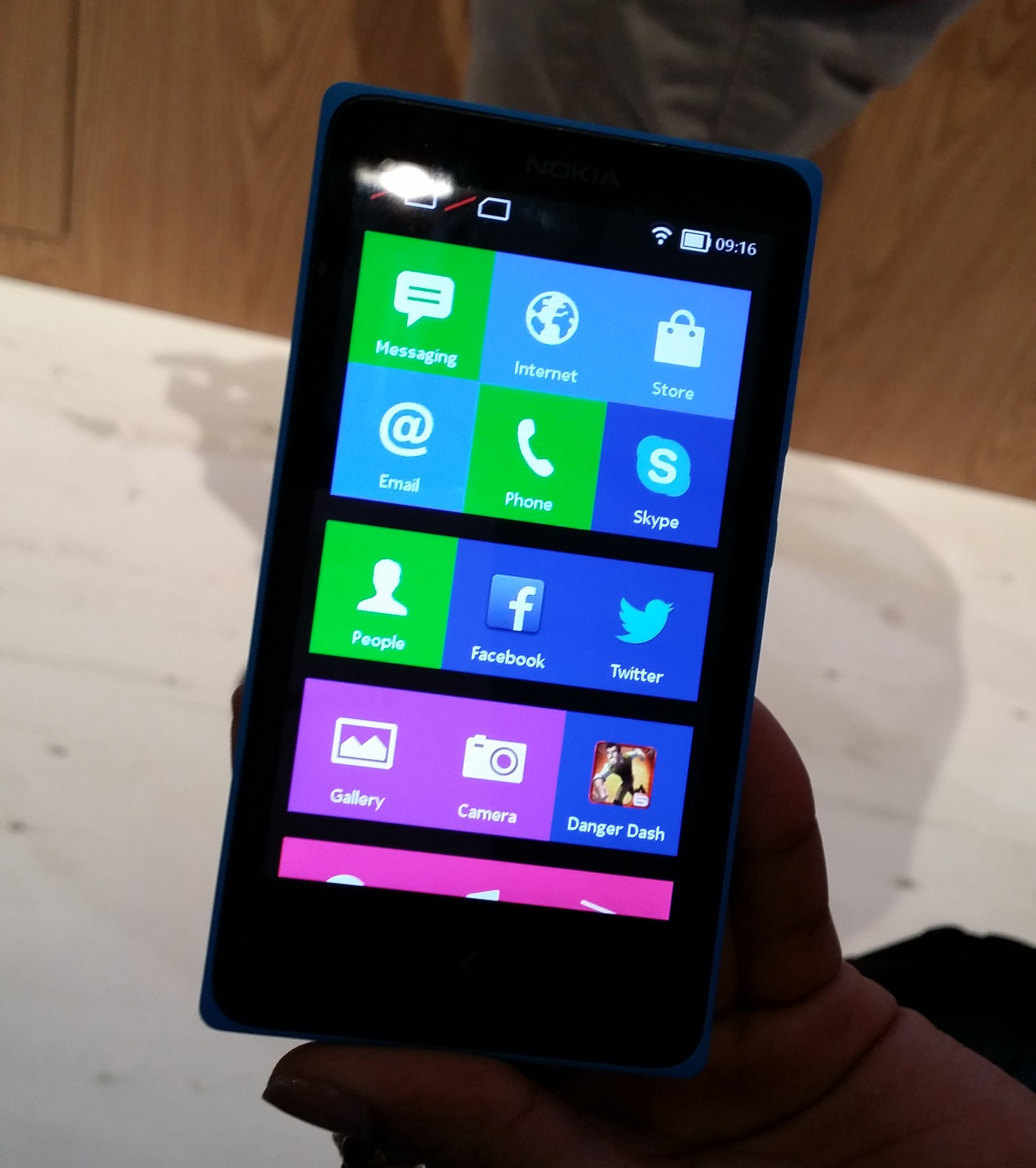 Hands-on with the Nokia X Android-based Smartphone