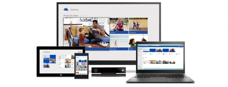 OneDrive gets bigger thumbnails, custom covers, video posting to Facebook, better sharing on Android, ...