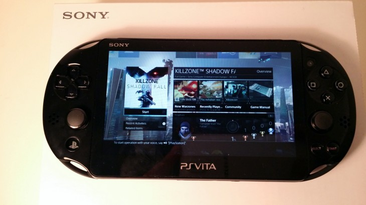 PS4 730x410 PlayStation Vita Slim: An occasional gamers review