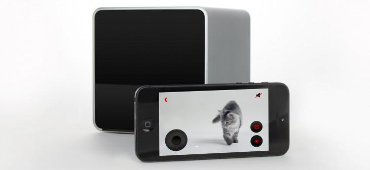 Petcube and app