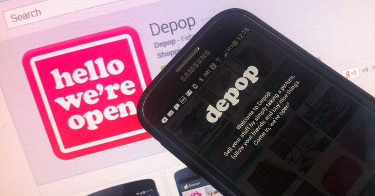 Depop now helps you sell anything directly from your Android smartphone