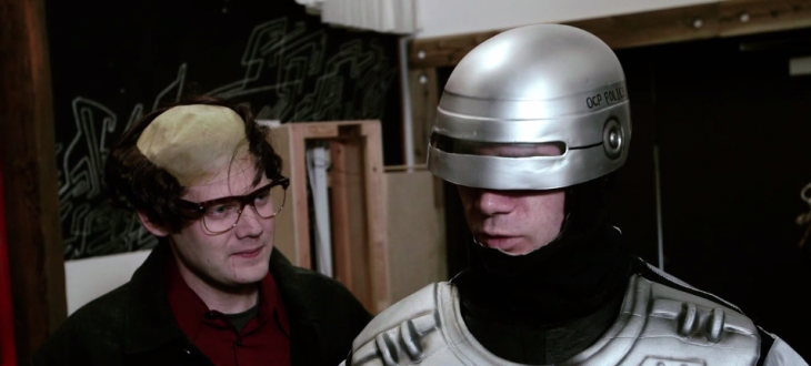 This crowdsourced RoboCop remake is utterly bonkers