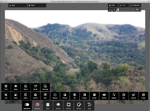 how to use pixlr express