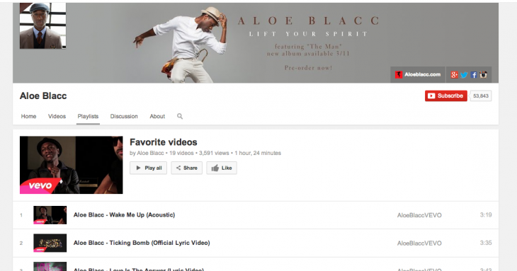 Screen Shot 2014 02 18 at 3.24.09 PM 730x383 YouTube begins rolling out a new, cleaner user interface as it makes finding playlists easier