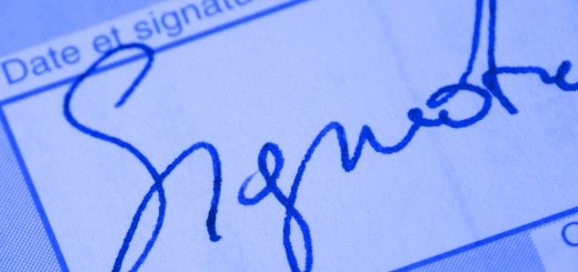 Signature 520x245 Microsoft taps DocuSign to let you digitally sign and send documents in Office 365