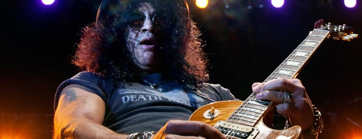 Legendary guitarist Slash will hold a music-focused hackathon at SXSW