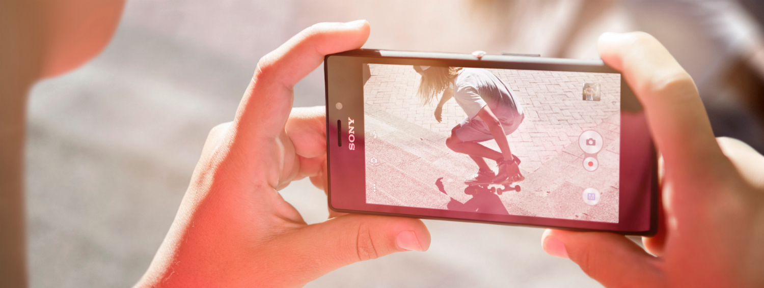 Sony's Xperia M2 is a new Android mid-ranger with a 4.8