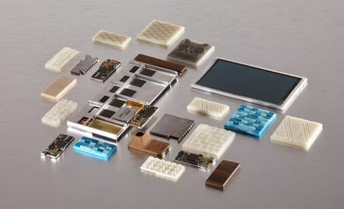 Google holding its Project Ara developer event in April to help you build modular smartphone parts