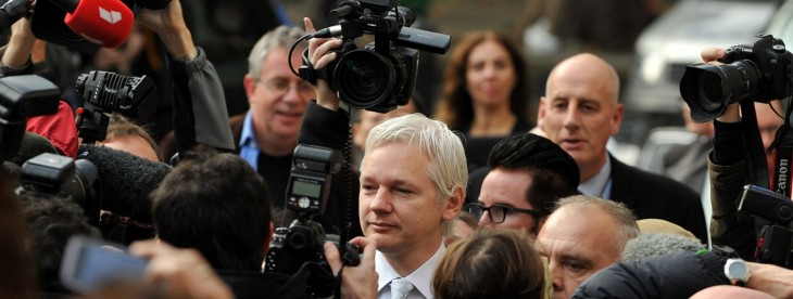 US tracked Wikileaks Web traffic and encouraged action against its founder: NSA leak