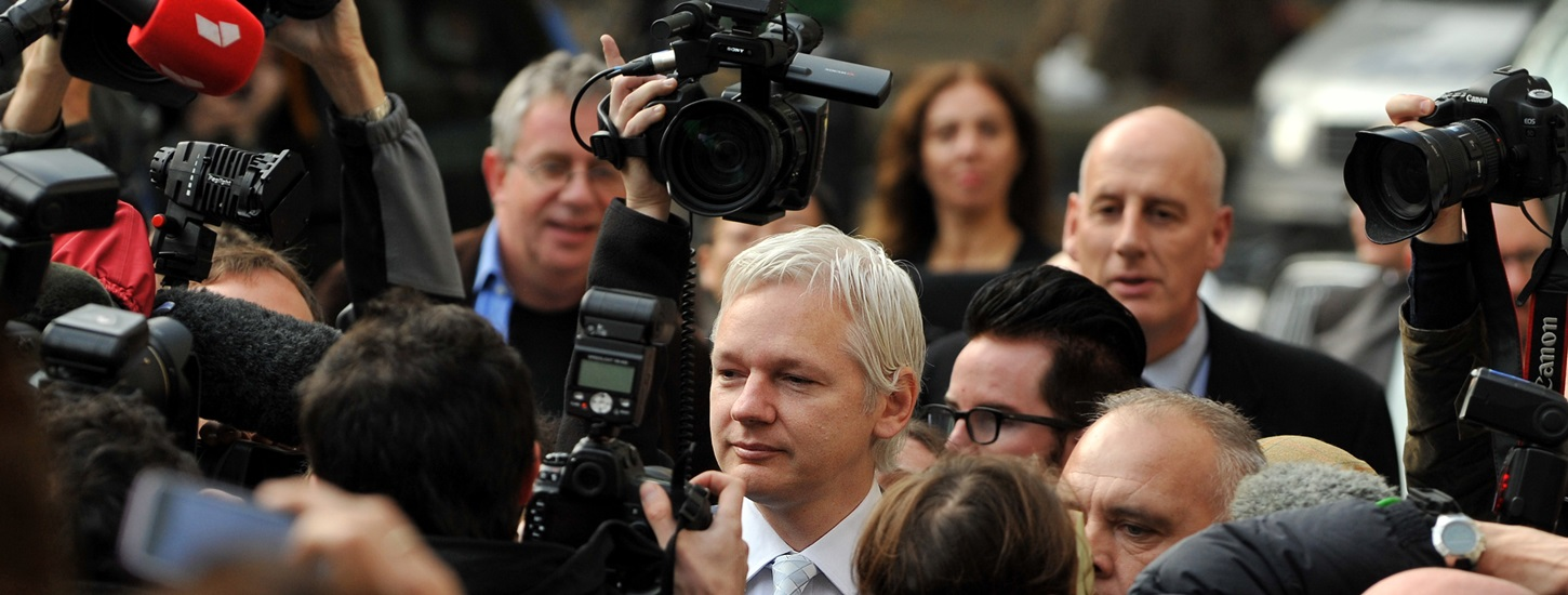 US Tracked Wikileaks Website and Readers