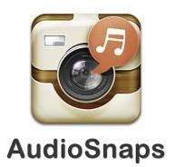 audiosnaps logo