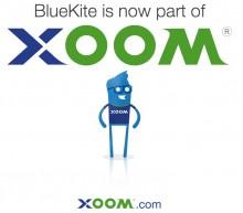 bluekite now part of xoom