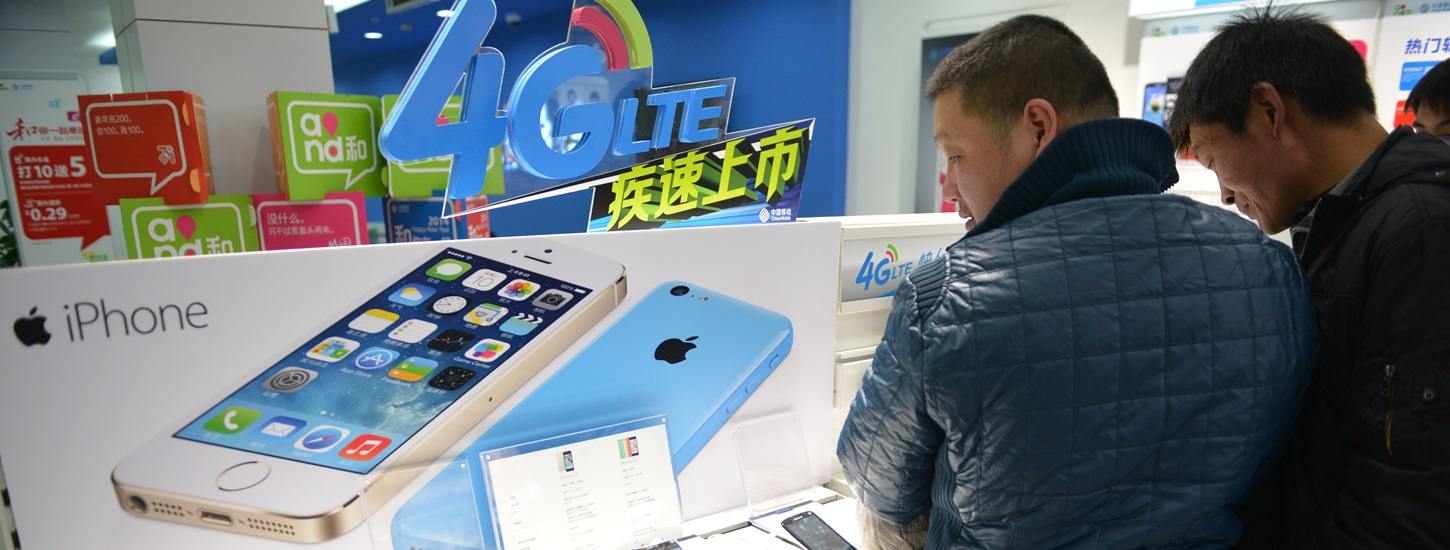 IDC: Smartphone shipments in China decreased 4% in Q4 2013, the first drop in over 2 years