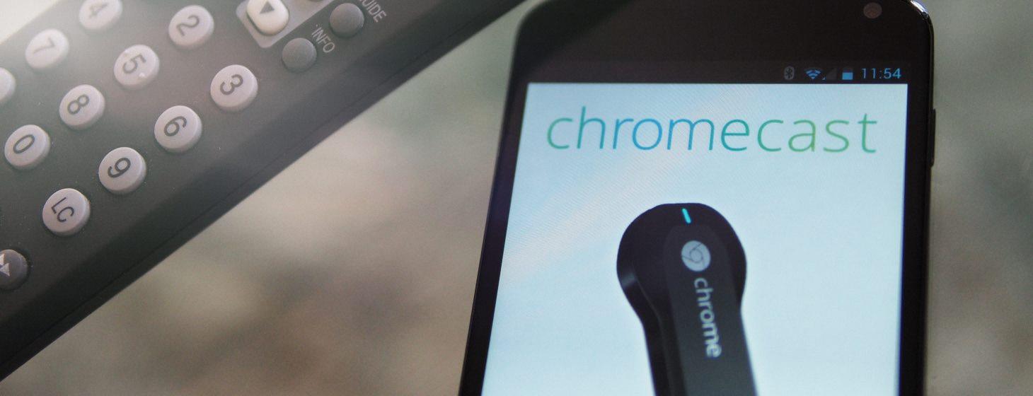 Bitcasa Now Supports Chromecast Streaming