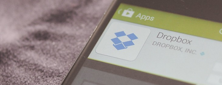 Samsung to serve up seamless access to Dropbox through core apps, including photo gallery