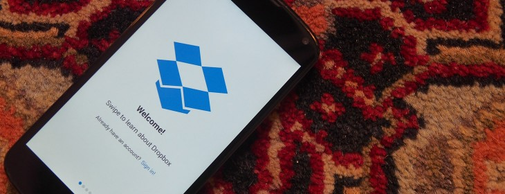 Dropbox for Android updated with document previews, smarter search, and view-only shared folders