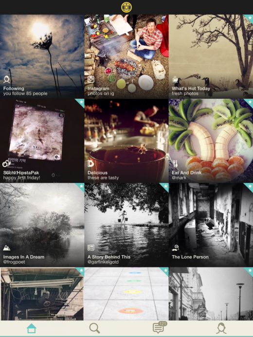 feeds 520x693 Hipstamatic launches Oggl for iPad app, debuts SurfMode on iOS for browsing and AirPlay streaming