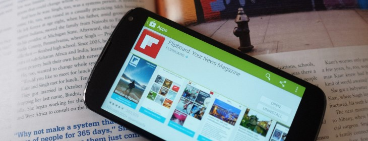 Flipboard now allows sharing through Facebook Messenger