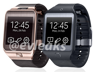 Two New Samsung Smartwatches Coming Soon?