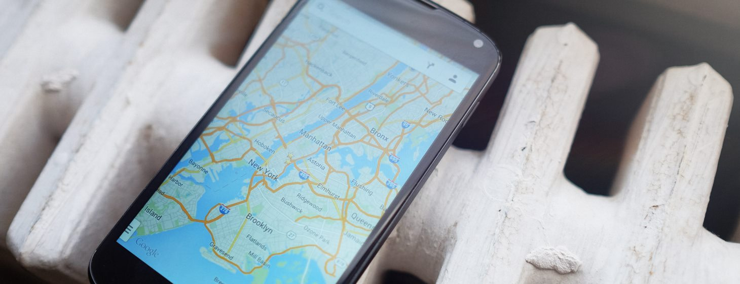 You Can Push Google Maps Directions from Desktop to Phone